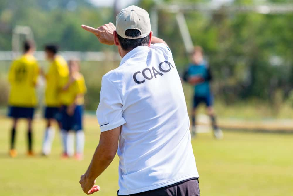 How do you become a certified soccer coach