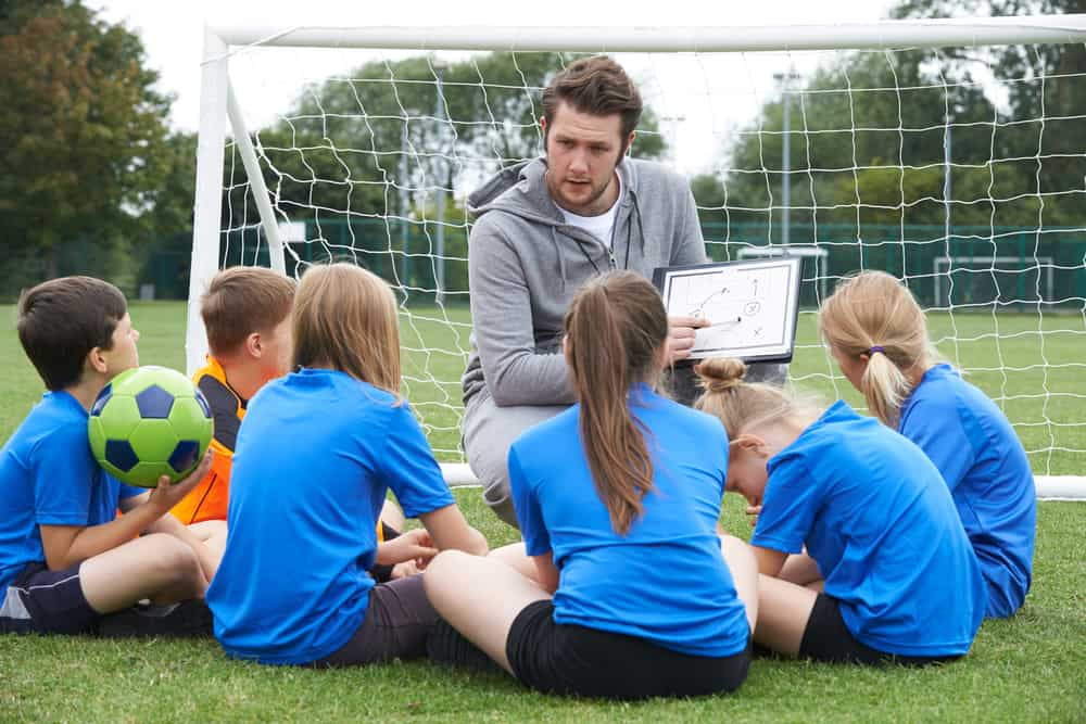 What is a volunteer coach